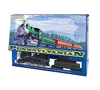 Bachmann Trains Pennsylvanian Ready-to-Run Large Scale Train Set