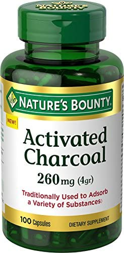 Natures Bounty Activated Supplement Lifestyle product image