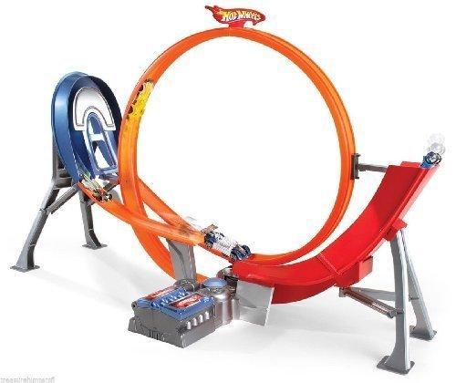 Mattel Hot Wheels Super Loop RacewayPlayset Kids Vehicle