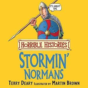 Horrible Histories: Stormin' Normans Audiobook