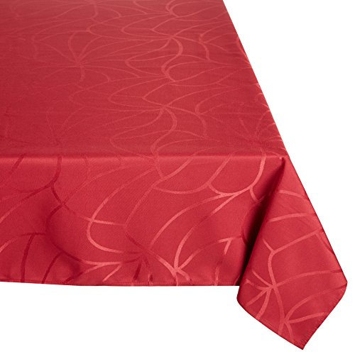 Cuisinart Spill Proof Microfiber Rectangular Tablecloth