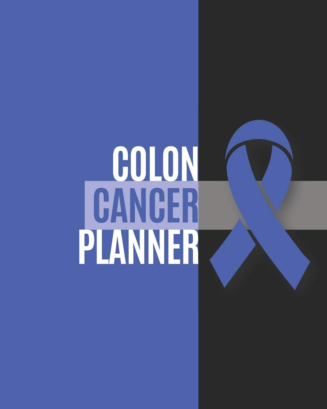 Colon Cancer Planner Yearly Weekly Organizer To Do Lists Notes Colon Cancer Journal Notebook 8x10 Colon Cancer Books Colon Cancer Gifts Colon Cancer Awareness Products Publishing Royal Ribbon 9781679239878 Amazon Com Books