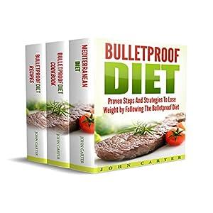 Bulletproof Diet: 3 Manuscripts Audiobook