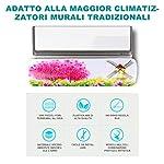Deflettore-condizionatore-Aria-condizionata-Vento-deflettore-anti-diretto-BlowingDiversione-stomataleTaolin-windmill