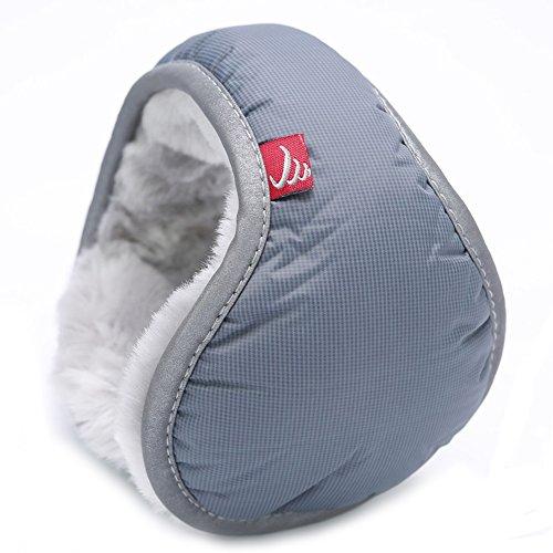 Winter Ear Warmers Unisex Adjustable Waterproof Fleece Earmuffs For Men Ear Muffs
