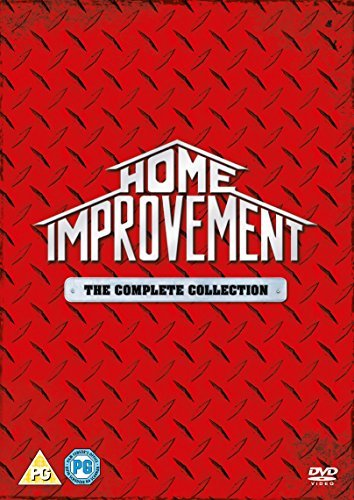 Home Improvement - Complete 1-8 Season Box Set [DVD] [2016]