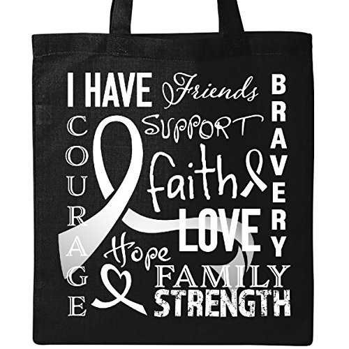 Inktastic - I Have. Inspirational Words for those Tote Bag Black 2dad8