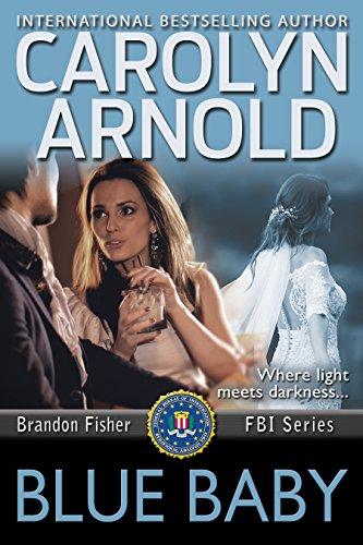 Blue Baby (Brandon Fisher FBI Series Book 4) cover