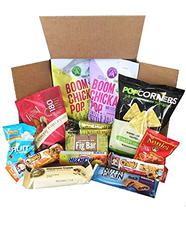 HEALTHY Care Package- small | snack gift | College Care Package (14 items)