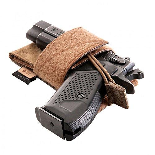 M-Tac CCW Holster - Modular Universal Holster - Gun Pistol Gear - Holsters for Gun Safe (Coyote)