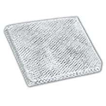 BRAEBURN 229010 Humidifier Replacement Pad for 220550 and 220500, Also Fits AprilAire 110, 220, 500, 500A, 550 and 558, Honeywell HE220 and HE225 and Generalaire 570