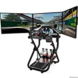 Extreme Sim Racing Triple Tv Stand Add-on Upgrade