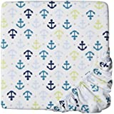 Circo Whales n' Waves Fitted Crib Sheet