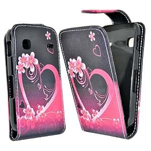 Accessory Master 5055716305432 - Funda para Samsung Galaxy S5660, color Morado