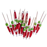 SM SunniMix 140x Watermelon Umbrella Cocktail Sticks Toothpicks Sandwich Appetizer Picks