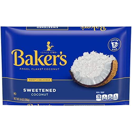 Baker's Angel Flakes Sweetened Coconut (14 oz Bag)