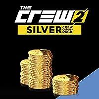THE CREW 2:  SILVER CREDITS PACK (180000 + 40000 BONUS) - PS4 [Digital Code]