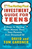 img - for Motley Fool Investment Guide for Teens by David Gardner (19-Aug-2002) Paperback book / textbook / text book
