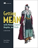 Getting MEAN with Mongo, Express, Angular, and Node, 2nd Edition Front Cover