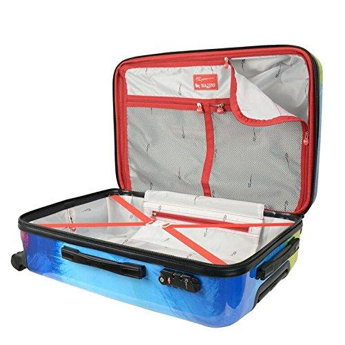 Mia Toro 28 Inch Spinner Luggage, Prado-in Love
