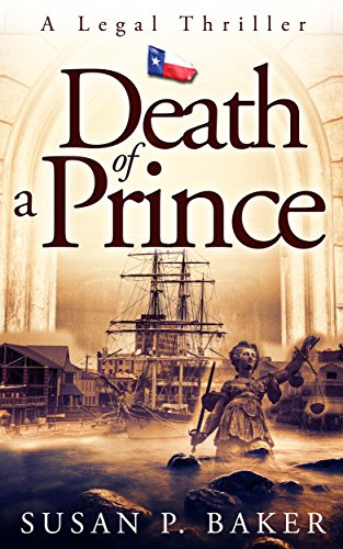book cover of Death of a Prince