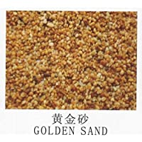 Dymax Golden Sand Aquarium Substrate, Sand, 2-4 mm/4 kg