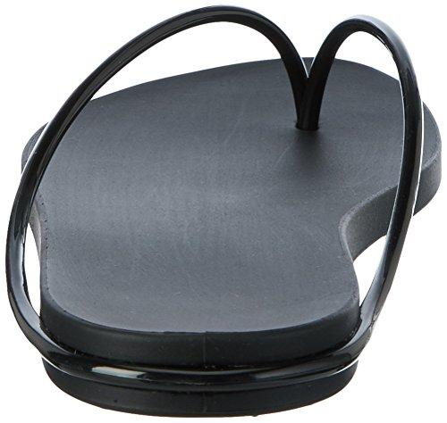 Ipanema Damen Philippe Starck Thing M II Fem Zehentrenner Schwarz (Black/Black)