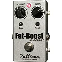 Fulltone Fat-Boost 3