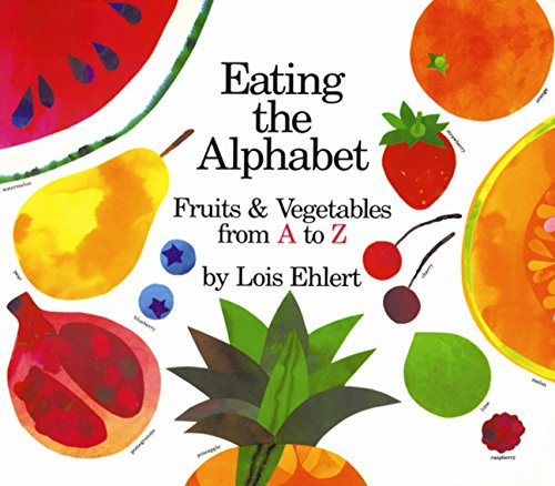 Eating Alphabet Lois Ehlert product image