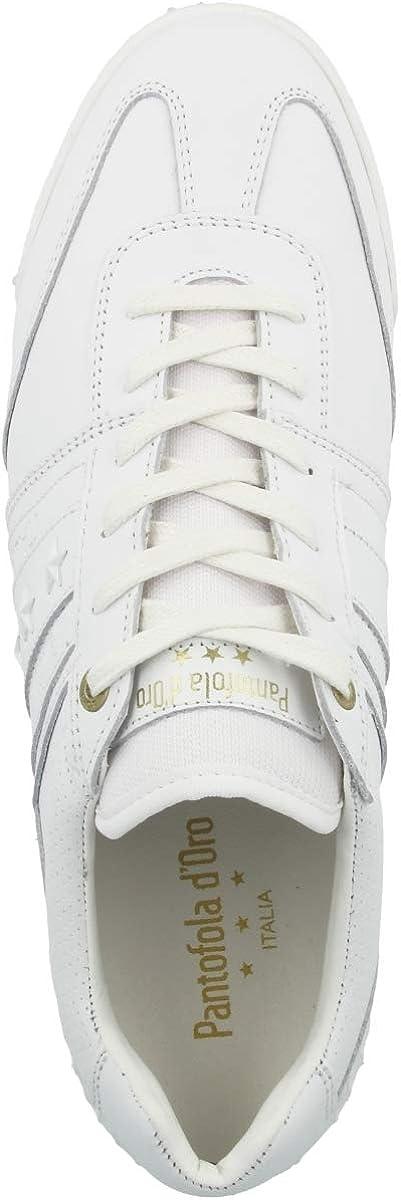 Pantofola d'Oro Imola Classic Uomo Low, Sneakers Basses Homme Blanc Bright White 1fg