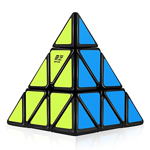 D FantiX Pyraminx Speed Triangle Puzzle product image