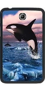 """Funda para Samsung Galaxy Tab 3 P3200 - 7"""" - Orcas En El Océano ártico"""