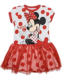 Toddler Girls Minnie Mouse Tulle Dress