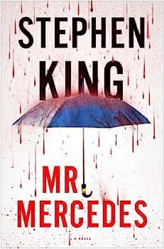 Mr. Mercedes 1501125605 Book Cover