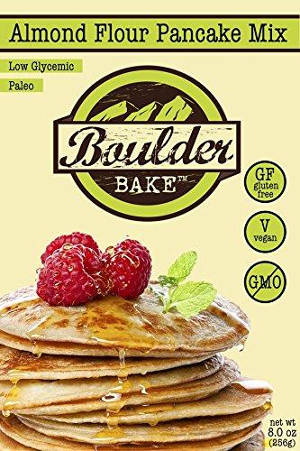 Paleo Gluten Free Pancake Mix 3 Count High Boulder