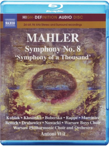 Antoni Wit - Symphony 8 (Blu-ray Audio)