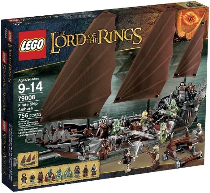 LEGO Lord Of The Rings 79008 Pirate Ship Ambush