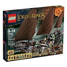 LEGO Lord of The Rings and Hobbit Pirate Ship Ambush - 79008