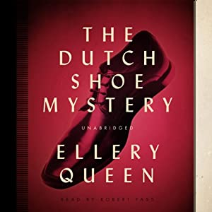 The Dutch Shoe Mystery Audiobook