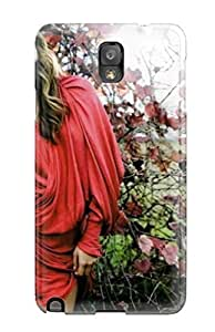 Hot Snap-on Phoebe Tonkin Celebrities Hard Cover Case/ Protective Case For Galaxy Note 3