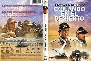 Comando En El Desierto [DVD]