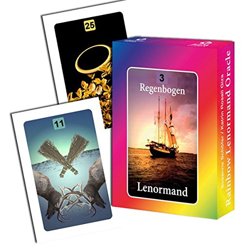 Amazon.com: Regenbogen Lenormand (4250375100997): Susanne ...