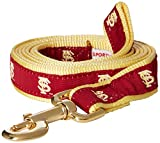 NCAA Florida State Seminoles Dog Leash, Medium/Large