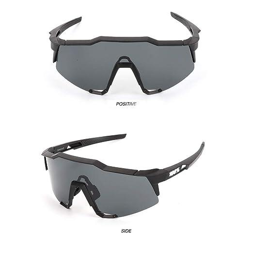 HBGGGGG Gafas de Sol polarizadas Gafas de Deportes Riding Vasos ...