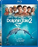 Dolphin Tale 2 (Region A Blu-Ray) (Hong Kong Version) Chinese subtitled