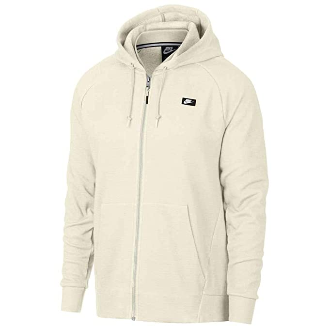 6f4afade751e Nike Men s M Nsw Optic Hoodie Fz Sweatshirt  Amazon.co.uk  Clothing