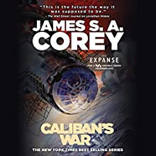 Caliban's War Audiobook by James S. A. Corey Narrated by Jefferson Mays