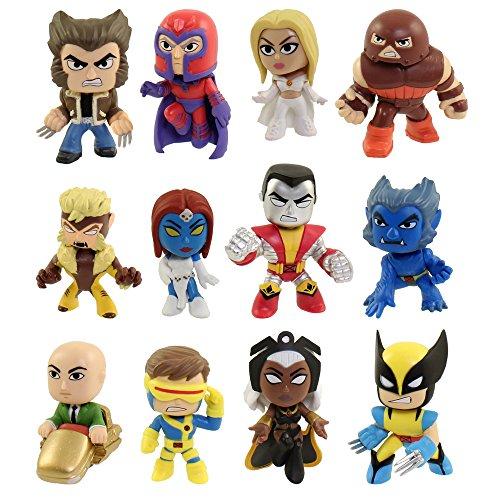 X-Men Mystery Mini Mini-Figures Series 1 Set of 12