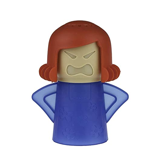 Nicedeal Angry Mama Horno de Micro-nettoyant para Horno ...
