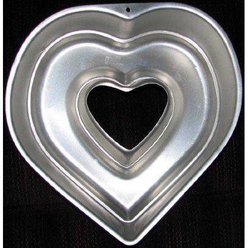 Heart Ring Mold / Bundt Pan